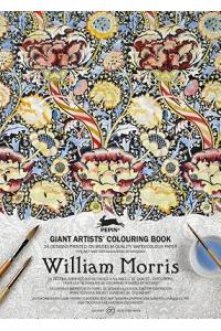 Giant Artists Colouring Bk Wil