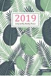 2019 Planner: A Year - 365 Daily - 52 Week - 12 Month - January 2019 to December 2019 for Academic Agenda Schedule Organizer Logbook