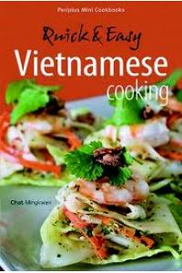 Periplus Mini Cookbooks - Quick & Easy Vietnamese Cooking