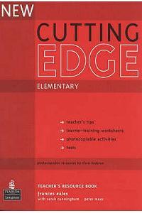 NEW CUTTING EDGE ELEMENTARY: TRB+TEST MASTER ROM