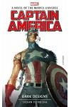 Marvel Novels - Captain America: Dark Designs