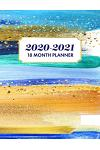 18 Month Planner 2020-2021: Weekly & Monthly Planner for July 2020 - December 2021, MONDAY - SUNDAY WEEK + To Do List Section, Includes Important