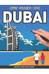 Dubai Adults Coloring Book: United Arab Emirates country gift for adults relaxation art large creativity grown ups coloring relaxation stress reli
