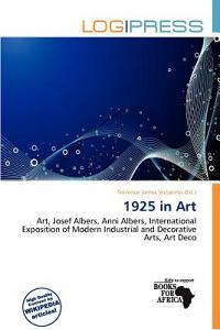 1925 in Art