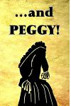 ...and Peggy!: Blank Journal and Broadway Musical Gift