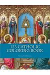 123 Catholic Coloring Book