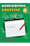 Handwriting Printing: Letter Tracing Book for Preschoolers: Letter Tracing for Kids Ages 3-5 (Monsters A to B Version)