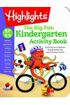 The Big Fun Kindergarten Workbook