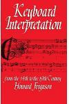 Keyboard Interpretation