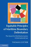 Equitable Principles of Maritime Boundary Delimitation: The Quest for Distributive Justice in International Law