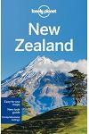 Lonely Planet New Zealand [With Map]