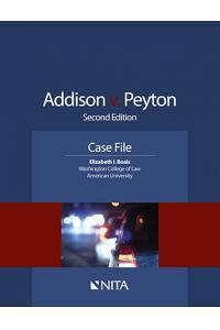 Addison V. Peyton: Case File