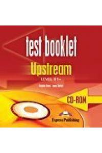UPSTREAM LEVEL B1+ TEST BOOKLET CD-ROM