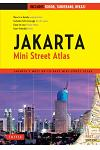 Jakarta Mini Street Atlas First Edition: Jakarta's Most Up-To-Date Mini Street Atlas