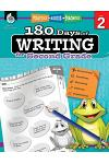 180 Days of Writing for Second Grade (Grade 2): Practice, Assess, Diagnose