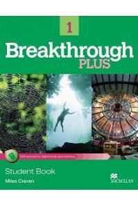 BREAKTHROUGH PLUS Student's Book Pack Level 1