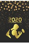 2020 Fitness and Meal Planner: Daily Fitness Planner 2020: Daily Fitness Planner 2020, Planner Daily Exercise and Fitness Diet Journal