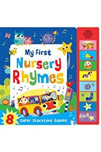 My First Nursery Rhymes (Super Sounds)
