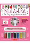 Nail Art Kit : The Easy Way to Creative Nails