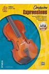 Orchestra Expressions, Book One Student Edition: Viola, Book & CD [With CD]
