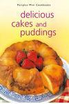 Periplus Mini Cookbooks - Delicious Cakes & Pudding