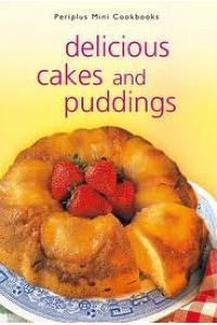 Periplus Mini Cookbooks - Delicious Cakes & Pudding