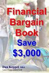 The Financial Bargain Book: Save $3,000