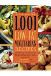 1,001 Low-Fat Vegetarian Recipes