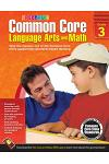 Common Core Language Arts and Math, Grade 3