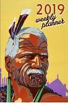 2019 Weekly Planner: Organizer Schedule 2019 Monthly Weekly Planner for Maori Fans Calendar Agenda