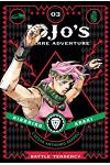 Jojo's Bizarre Adventure: Part 2: Battle Tendency, Vol. 3