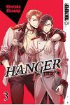 Hanger Vol. 03 manga (English)