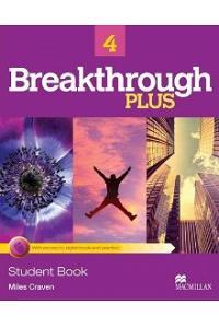 BREAKTHROUGH PLUS Student's Book Pack Level 4