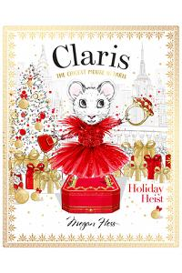 Claris: Holiday Heist: The Chicest Mouse in Paris