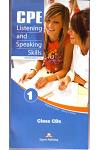 CPE LISTENING & SPEAKING SKILLS 1 PROFICIENCY C2 CLASS CD'S
