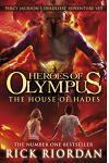 Heroes Of Olympus #4: House of Hades (version Uk)