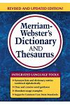 Merriam-Webster's Dictionary and Thesaurus