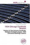 1924 Chicago Cardinals Season