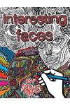 Interesting Faces: A Coloring Book
