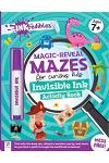 Inkredibles: Magic-Reveal Mazes Invisible Ink Activity Book