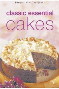 Periplus Mini Cookbooks - Classic Essential Cakes