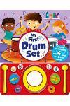 My First Drum Set Sound Book
