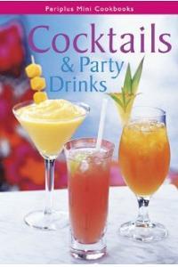 Periplus Mini Cookbooks - Cocktails & Party Drinks