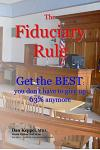 The Fiduciary Rule: Get the BEST: you don't have to give up 63% anymore