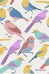 2019 Planner: Budgerigar Parakeet Bird Datebook for Women, Men, Boys & Girls