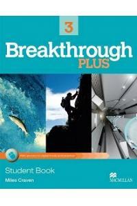 BREAKTHROUGH PLUS Student's Book Pack Level 3