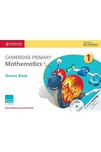 Cambridge Primary Mathematics Stage 1 Games Book [With CDROM]