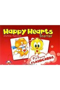 Happy Hearts US Starter Picture Flashcards