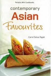Periplus Mini Cookbooks -  Contemporary Asian Favourites