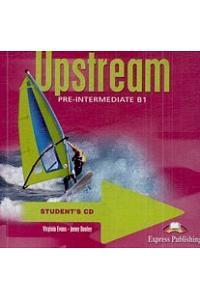 UPSTREAM PRE-INTERMEDIATE B1 STUDENT'S CD